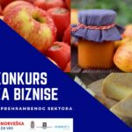 Application for businesses from the food sector